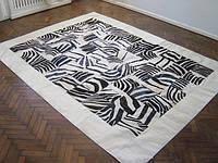 Ковры с рисунком зебры, ковры под заказ, фото 1