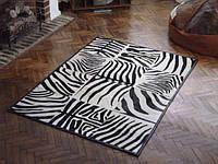 Ковры с рисунком зебры, ковры под размер, фото 1