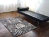 Ковры с рисунком зебры, ковры под размер, фото 3