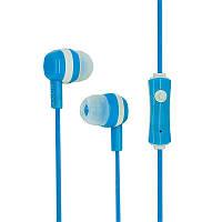 Наушники HF MP3 Sony EX-24 Blue with mic