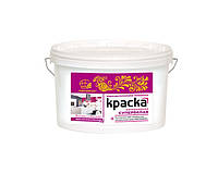Краска ВД-АК моющаяся РадугаМалер, 1,5кг