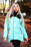 Зимняя куртка на 200м силиконе (4 цвета)