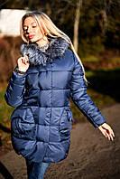 Ультра куртка зима эко мех