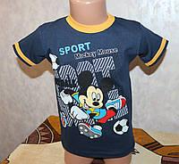 Футболки детские оптом (хлопок) 1 год