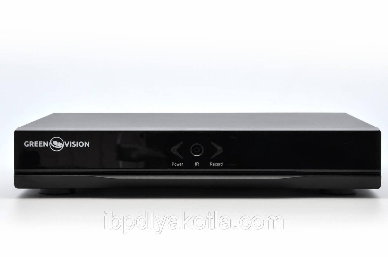 Видеорегистратор гибридный AHD Green Vision  GV-A-S 030/04