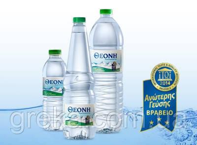 """Вода """"Теони"""" , фото 1"""