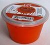 Гуашь Оранжевая светлая 225мл 0,33кг, Луч