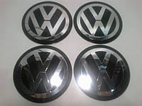 Наклейка на колпачок диска Volkswagen 75 мм