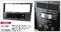 1-DIN переходная рамка OPEL Astra; Antara, Corsa; Zafira / GMC Terrain/ DAEWOO Winstorm, CARAV 11-025