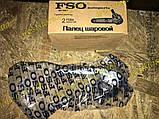 Шаровая опора Заз 1102,1103,Таврия Славута стандарт FSO Bronze, фото 3