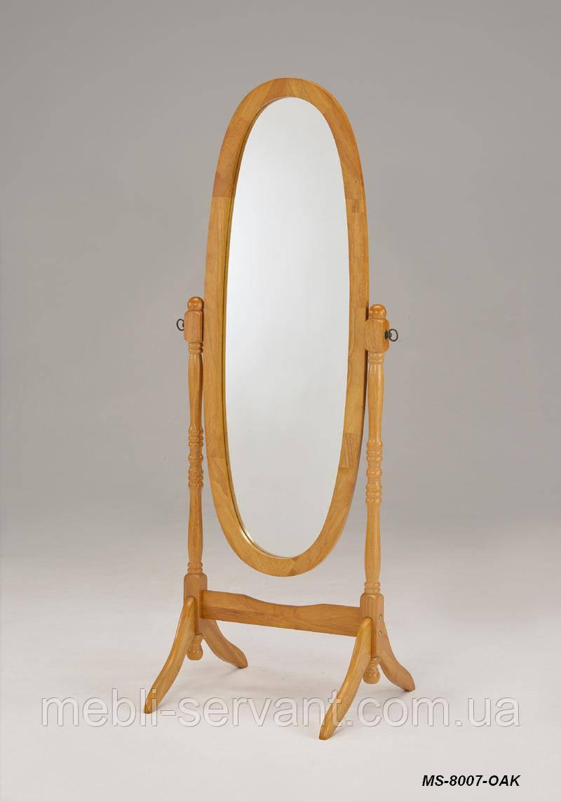Зеркало напольное MS-8007-OAK, фото 1