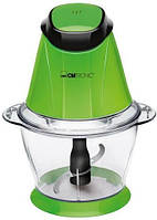Чоппер Clatronic MZ 3579 2 в 1 (измельчитель) зеленый