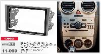2-DIN переходная рамка OPEL Astra; Antara, Corsa; Zafira / GMC Terrain/ DAEWOO Winstorm, CARAV 11-090