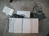 Мини-АТС Panasonic KX-TD1232  24 внешних 128 внутренних