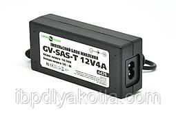 Імпульсний блок живлення Green Vision GV-SAS-T 12V4A (48W) з вилкою