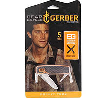 Мультитул Gerber Bear Grylls PocketTool 31-001050
