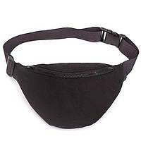 Поясная сумка черный цвет
