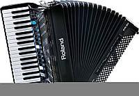 Цифровой аккордеон Roland FR-3x Black