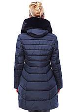Красивое женское зимнее пальто Дена Нью Вери (Nui Very) в Украине по низким ценам , фото 3