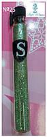 Блестки для дизайна ногтей SALON Professional присыпка Салон №25