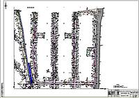 Топоплан, топозйомка — Топографічний план масштабу 1:500