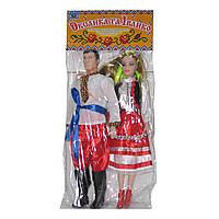 Оксанка та Іванко .Кукла украинка, лялька українка, , лялька в українському одязі