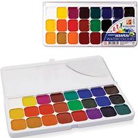 Набор акварельных красок Классика 24цв, Луч