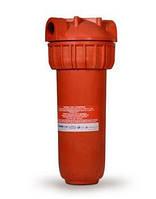 """Магистральный фильтр 1\2"""" механической очистки""""atlas Senior Hot """" для горячей воды Slim10"""""""