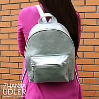Рюкзак серебро мидл, фото 1
