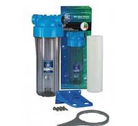"""Магистральный фильтр 3/4"""" механической очистки""""Aquafilter"""" для холодной воды Slim10"""""""