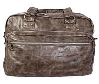 Стильная дорожная сумка цвета грандж, фото 1
