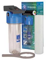 """Магистральный фильтр 1/2"""", 3/4"""",1"""" механической очистки""""Aquafilter""""-HP1 для холодной воды Slim10"""""""