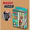 Занавеска москитная Magic Mash (100см * 210см) в коробке черная