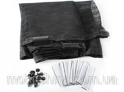 Занавеска москитная Magic Mash (100см * 210см) в коробке черная, фото 3