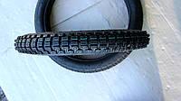 Шины на скутер 2.50-16 шестислойная +камера, шоссе