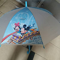 Зонт детский силиконовый Мики и Мини , фото 1