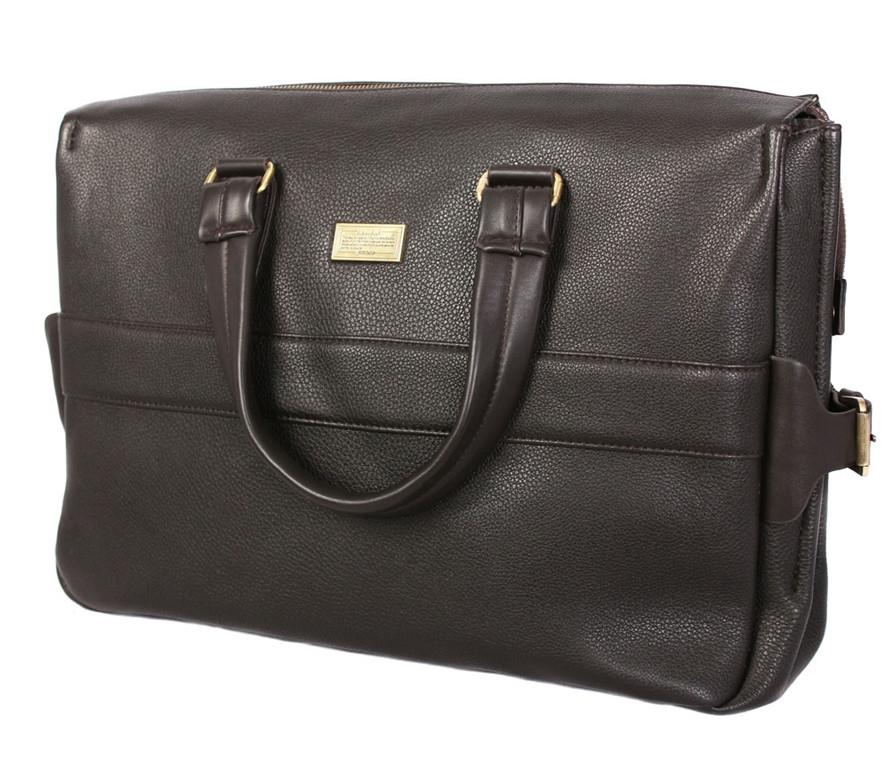 Вместительная мужская сумка (ЕСТЬ ДЕФЕКТ)