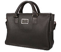 Дорожная сумка темно коричневого цвета