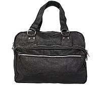 Стильная дорожная сумка из кожзаменитьля