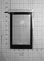 X6 touch screen (шлейф сбоку слева верх) 49х81 мм (#2221)