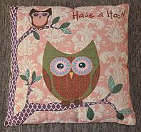 Декоративная гобеленовая подушка (45х45)