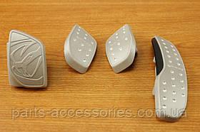 Накладки на педали Dodge Viper 2004-16 новые оригинал