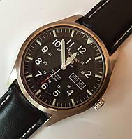 Часы Seiko 5 SNZG13J2 Military Automatic , фото 1