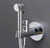 Смеситель с гигиеническим душем Cristina PD 676