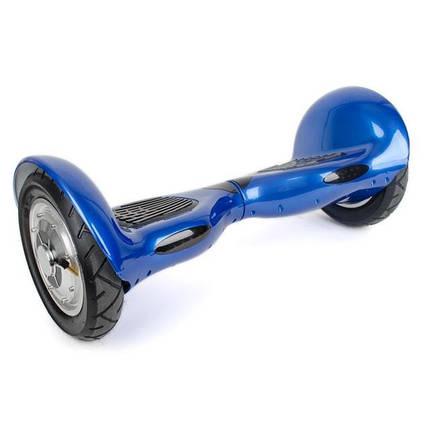 "Гироборд-скутер электрический. 4400 мАч, колеса 10"". Blue INTERTOOL SS-1002, фото 2"