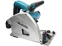 Makita SP6000J погружна пила для роботи по дереву, металу, пластику