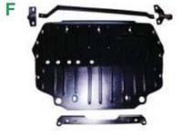 Защита картера BENTLEY Continental GT с 2003-2010 г.