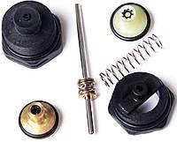 Ремкомплект трехходового клапана, с двумя втулками пластмассовыми, код сайта 4298