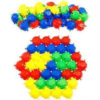 Детская мозаика пазлы 461 в.3 Орион, 40 деталей