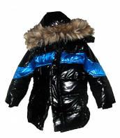Детская зимняя куртка Спорт для мальчика